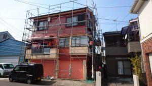 外壁屋根工事