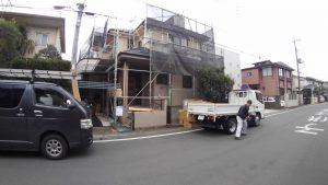 屋根カバー工法、外壁塗装