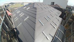 ソーラーパネルの架台