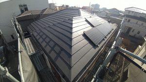 屋根 ソーラー