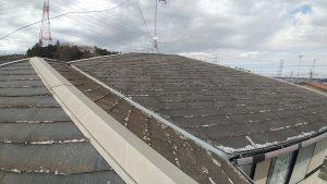 スレート(パミール)屋根