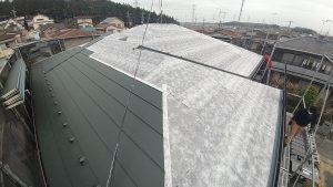ガルバリユム鋼鈑のスーパーガルテクト